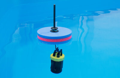 Wireless WiFi pool temperature sensor - Netatmo Modification - Floating  Version