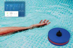 WIFI Netatmo Pool Thermometer Modification App