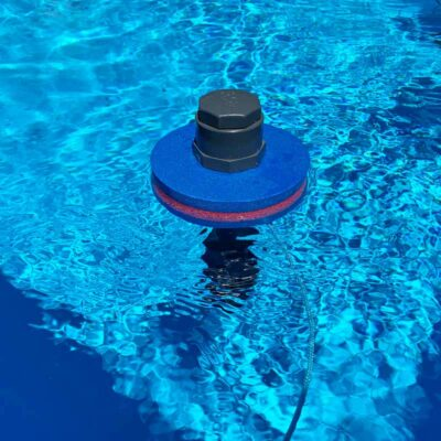 Thermomètre de piscine Netatmo pool de modifications @ Smart 2