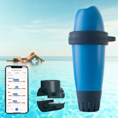Blue Connect Plus - Análisis de piscina inteligente
