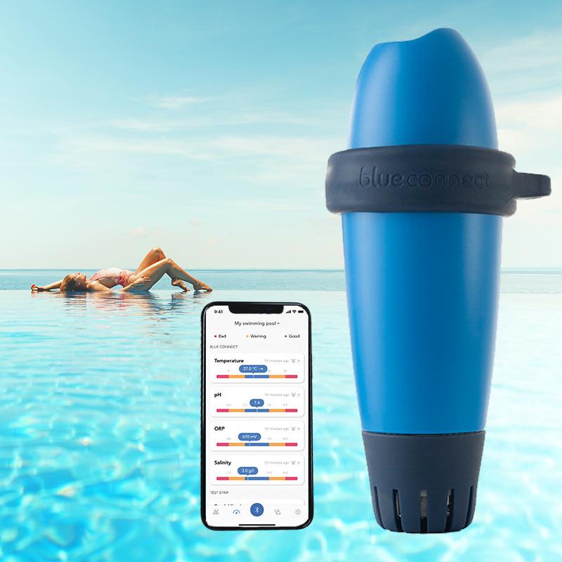 Blue Connect Plus Salt - Smart Pool Analysis Wi-Fi