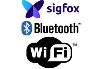 Query pool thermometers via Bluetooth, WI-FI or Sigfox