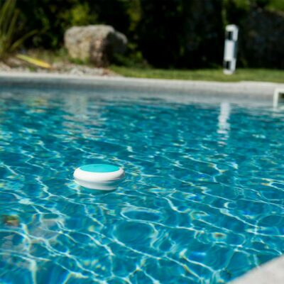 WLan Pool Termómetro / Probador de Piscinas ICO ACSmart