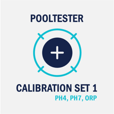 Calibration set for pool testers - suitable for Ondilo ICO and BLue Connect